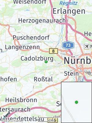 Here Map of Bronnamberg
