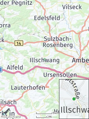 Here Map of Illschwang