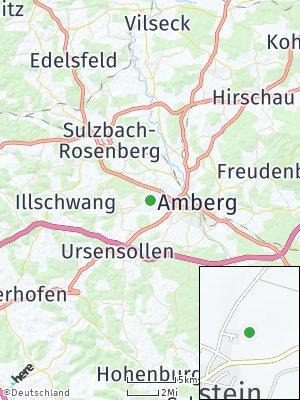 Here Map of Fuchsstein