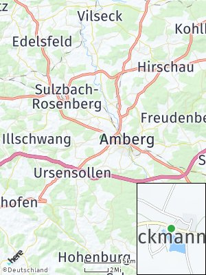 Here Map of Speckmannshof