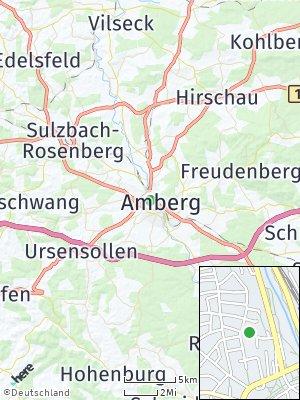 Here Map of Gärbershof