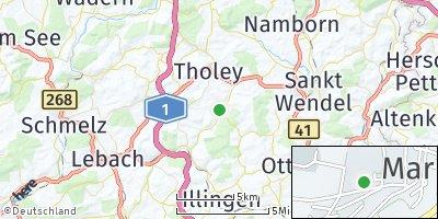 Google Map of Marpingen