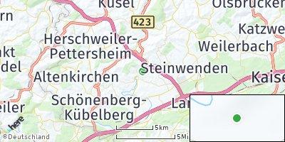 Google Map of Nanzdietschweiler