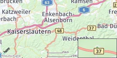 Google Map of Hochspeyer