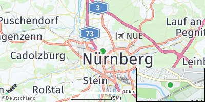 Google Map of Schniegling