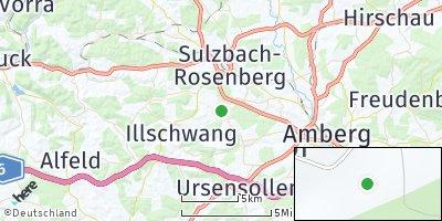 Google Map of Stifterslohe