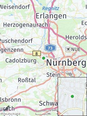 Here Map of Fürth