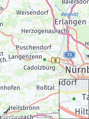 Here Map of Seukendorf
