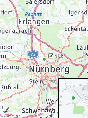 Here Map of Schnepfenreuth