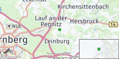 Google Map of Weigenhofen
