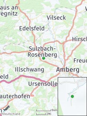 Here Map of Kropfersricht