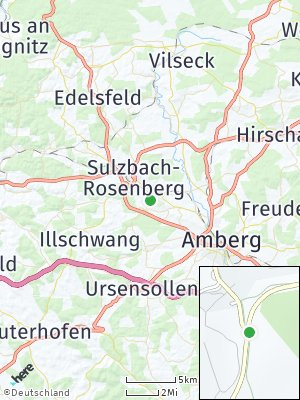 Here Map of Siebeneichen
