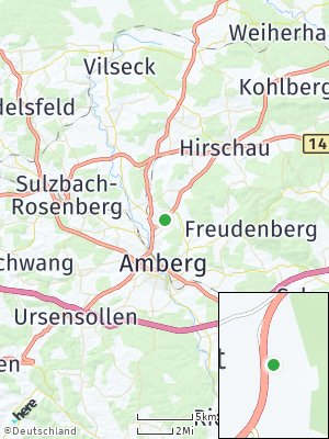 Here Map of Bernricht