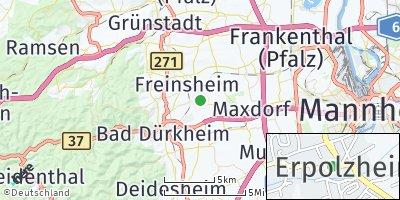 Google Map of Erpolzheim