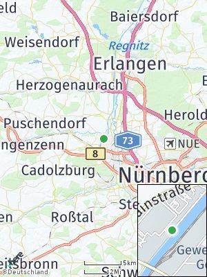 Here Map of Atzenhof