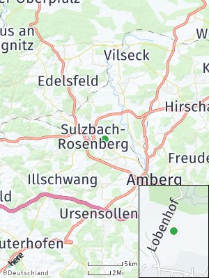 Here Map of Oberschwaig