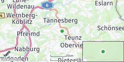 Google Map of Gleiritsch