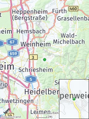 Here Map of Rippenweier