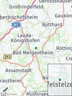 Here Map of Löffelstelzen