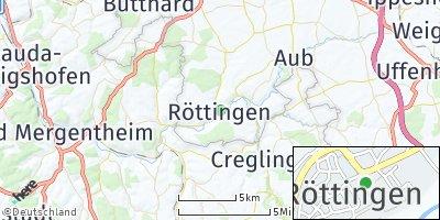 Google Map of Röttingen