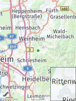 Here Map of Rittenweier