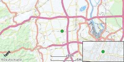 Google Map of Lambsheim