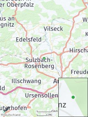 Here Map of Gallmünz