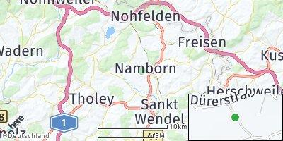 Google Map of Namborn