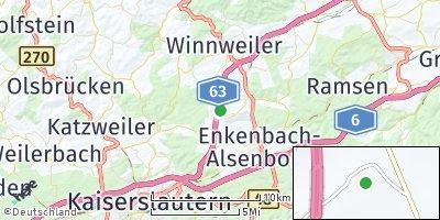 Google Map of Sembach