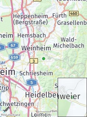 Here Map of Ritschweier