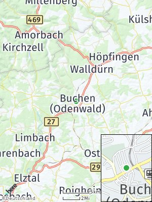 Here Map of Buchen