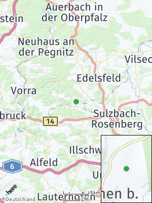 Here Map of Neukirchen