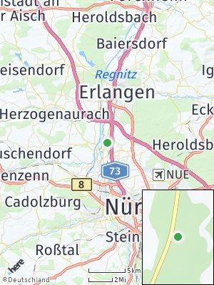 Here Map of Mannhof