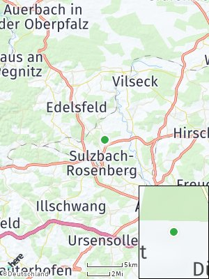 Here Map of Rummersricht