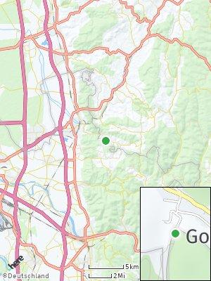 Here Map of Oberkunzenbach