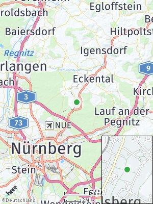 Here Map of Heroldsberg
