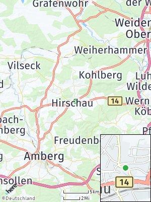 Here Map of Hirschau