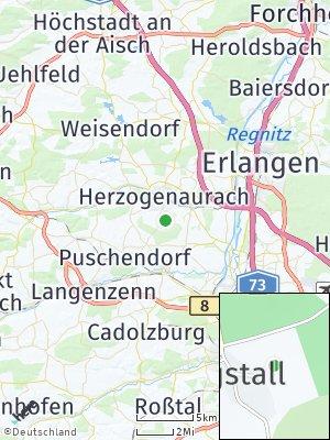 Here Map of Herzogenaurach
