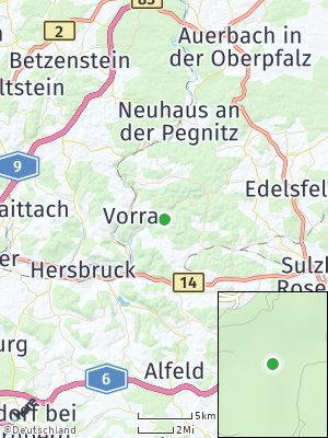 Here Map of Hirschbach