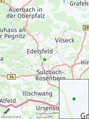Here Map of Forsthof