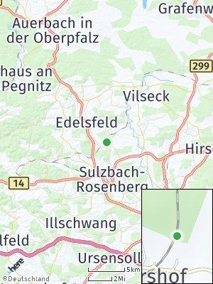 Here Map of Großalbershof