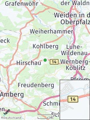Here Map of Schnaittenbach