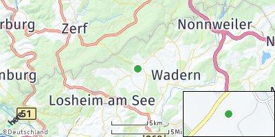 Google Map of Weiskirchen