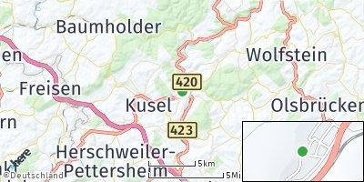 Google Map of Rammelsbach