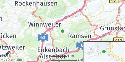 Google Map of Sippersfeld