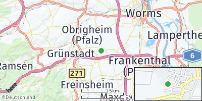 Google Map of Dirmstein