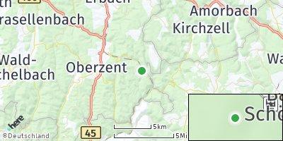 Google Map of Hesseneck