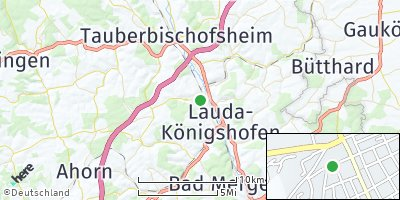 Google Map of Lauda