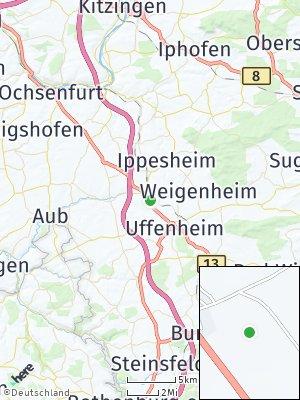 Here Map of Gollhofen
