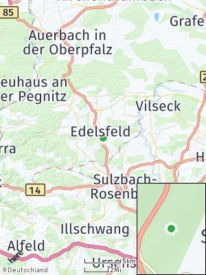 Here Map of Edelsfeld